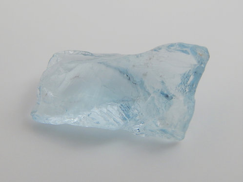 Nigerian Aquamarine Facet Rough 1.1 Grams (145p)