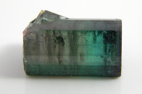 Green Tourmaline Crystal 1.8 Grams (#155)
