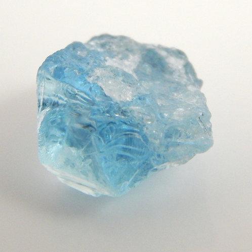 Aquamarine Facet Rough 1 Gram (#74p)