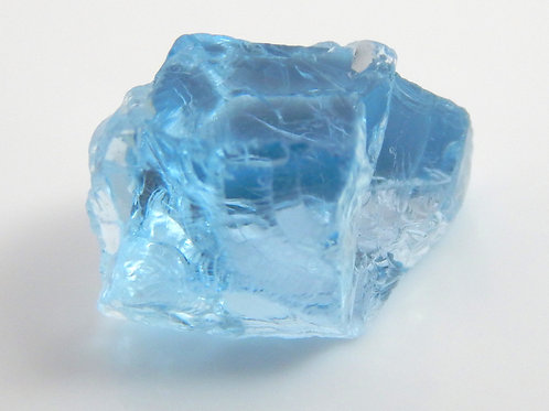 Aquamarine Facet Rough 0.8 Grams (#127p)