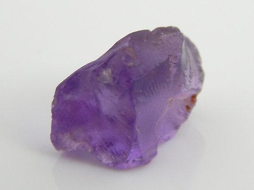 Top Facet Grade Purple Amethyst Rough 0.8 Grams (#25)