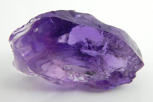 Bolivian Amethyst Facet Rough 11.2 Grams (#30)