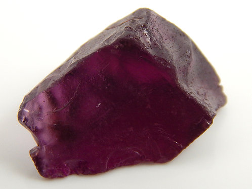 Purple Garnet Facet Rough 2.2 Grams (#283p)