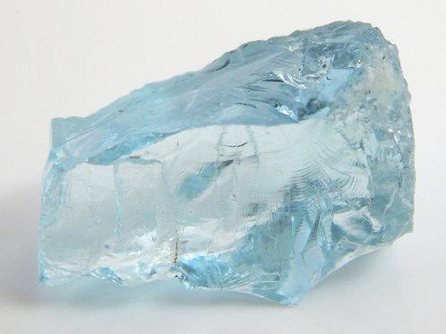 Aquamarine Facet Rough 3.2 Grams (#113p)