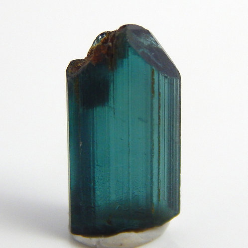 Indicolite Blue Tourmaline Facet/Crystal Rough 1.2 Grams (#55)