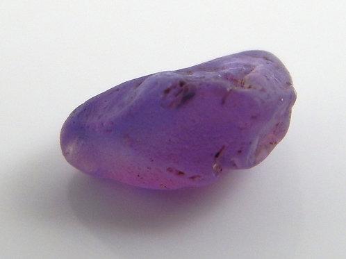 Pinkish Tunduru Sapphire Facet Rough 0.3 Grams (#370p)