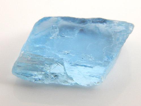 Aquamarine Facet Rough 1.9 Grams (#87p)