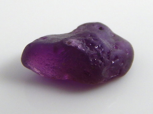 Purple Tunduru Sapphire Facet Rough 0.4 Grams (#319p)