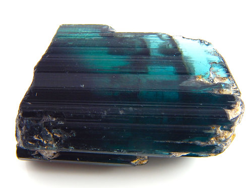 Indicolite Blue Terminated Crystal Rough 18.2 G (#41)
