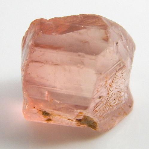 Pink Congo Tourmaline Facet Rough 1.8 Grams (#559p)