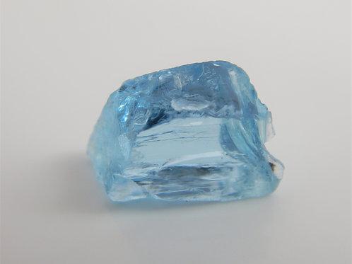 Aquamarine Facet rough 1.2 Grams (137p)