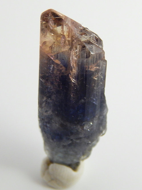 Pink/Blue Tanzanite Terminated Crystal 5.1 Grams (#88)