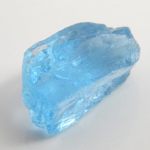 Aquamarine Facet Rough 1 Gram (#121p)