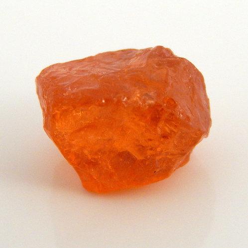 Romona, Califorina Spessartite Garnet Facet Rough 1.5 Grams (#171p)