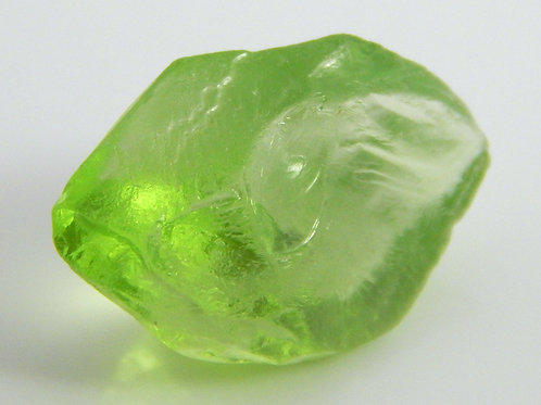 Mint Peridot Facet Rough 1.5 Grams (#36p)