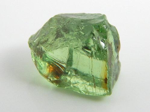 Tsvaorite Garnet Facet Rough 0.7 Grams (#214p)