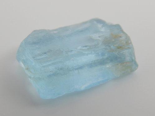 Nigerian Aquamarine Facet Rough 1 Gram (151p)
