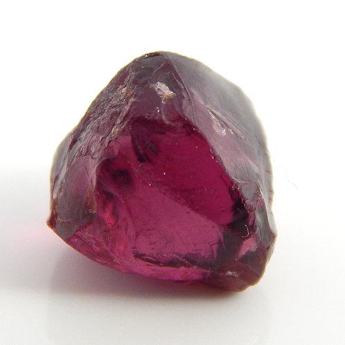 Rhodolite Garnet Facet Rough 1.7 Grams (#74p)