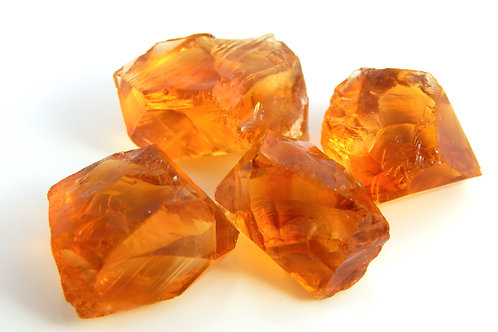 Heated Citrine Facet Rough 10.5 Grams (#16p)