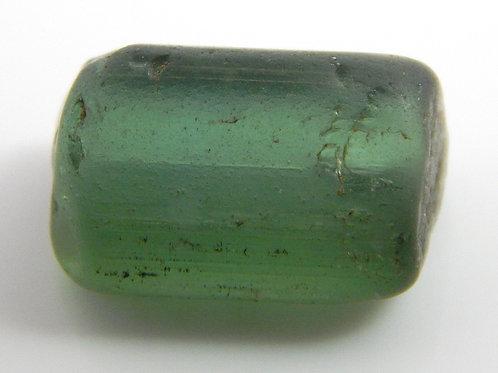 Green Congo Tourmaline Facet Rough 1.2 Grams (#578p)