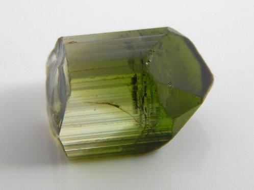 Congo Tourmaline Facet rough/crystal 1.1 Grams (#576p)