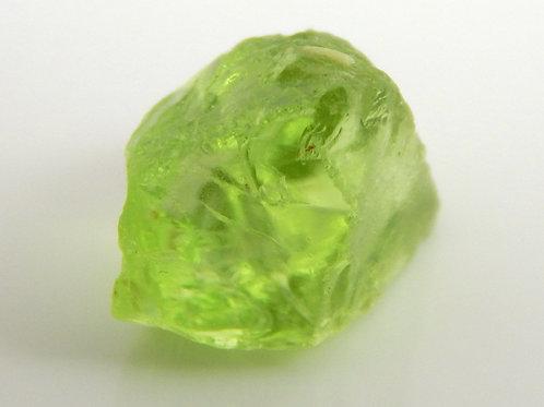 Mint Peridot Facet Rough 0.7 Grams (#39p)