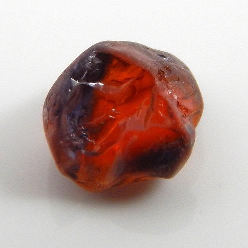 Orange/Blue  Colombia sapphire Facet Rough 0.3 Grams (#234p)