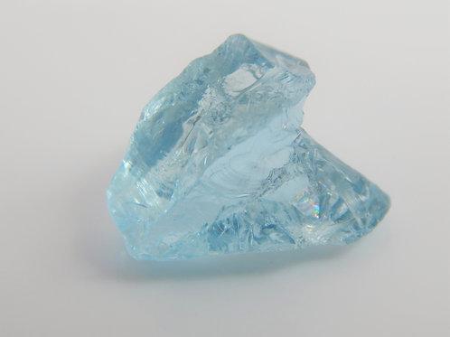 Aquamarine Facet Rough 1.3 Grams (139p)