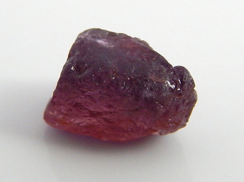 Umba Pink Sapphire Facet Rough 0.6 Grams (#24p)