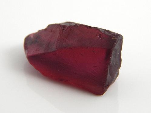 Rhodolite Garnet Facet Rough 1.5 Grams (#181p)