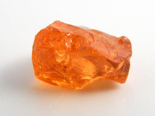 Romona, California Spessartite Garnet Facet Rough 0.5 Grams (#251p)