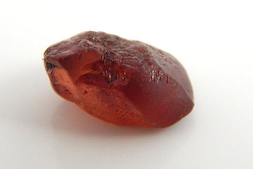 Malaya Garnet Facet Rough 1.3 Grams (#196p)