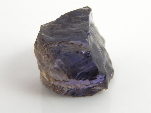 Natural Tanzanite Facet Rough 1.1 Grams (#126p)