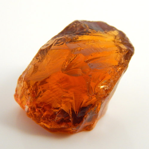 Select Red Citrine Facet Rough 2.3 Grams (#23p)