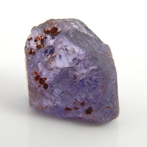 Purple Umba Sapphire Facet Rough 2.0 Grams (#68p)