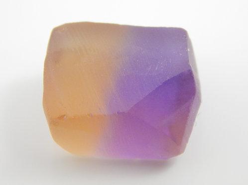 Select ametrine facet rough 3.8 grams (#24p)