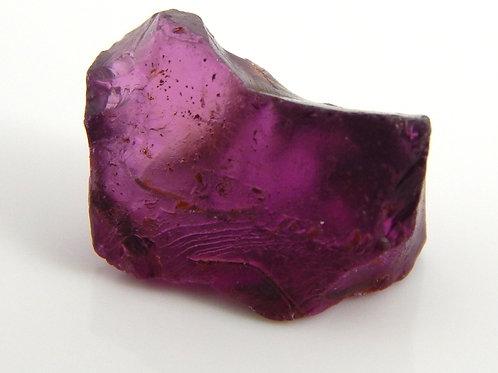 Purple Garnet Facet Rough 1.4 Grams (#152p)