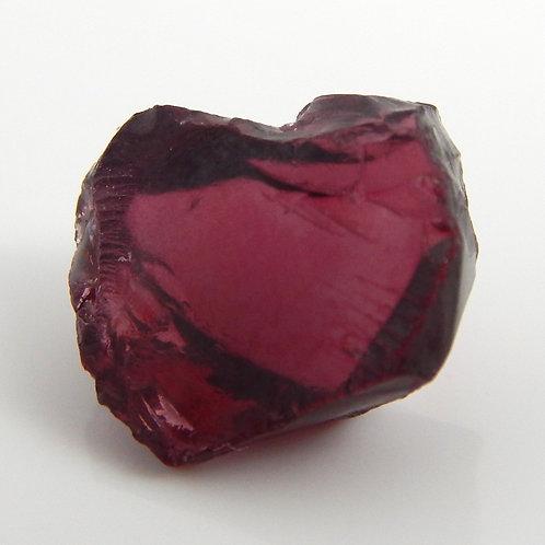 Rhodolite Garnet Facet Rough 1.7 Grams (#158p)