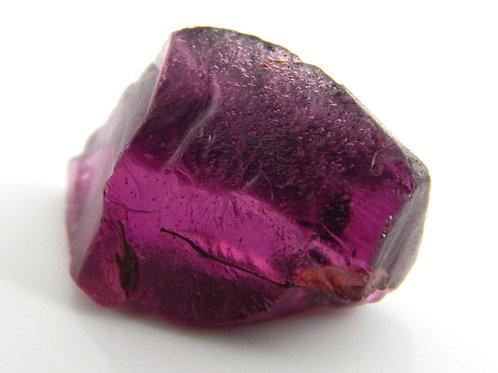 Purple Garnet Facet Rough 2.0 Grams (#195p)