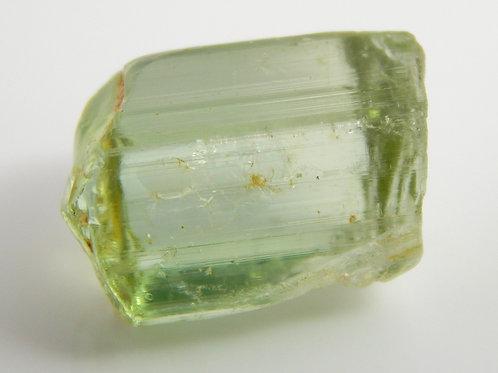 Green Congo Tourmaline Facet Rough 1.8 Grams (#500p)