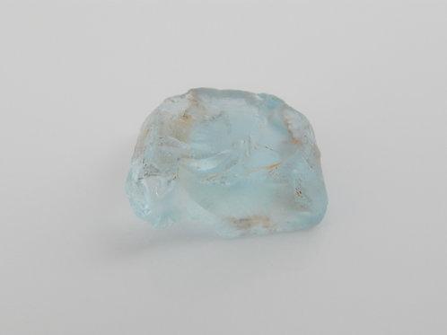 Nigerian Aquamarine Facet Rough 1.2 Grams (157p)