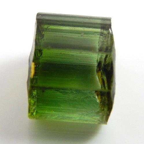Green Congo Tourmaline Facet Rough 1.1 Grams (#635p)