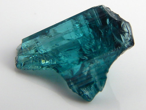 Indicolite Blue Tourmaline Facet Grade 1.0 Grams (#117)