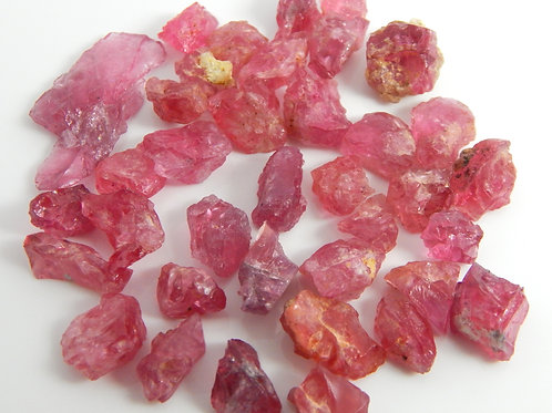 Pink Spinel Cabbing Rough 20.3 Grams (#1)