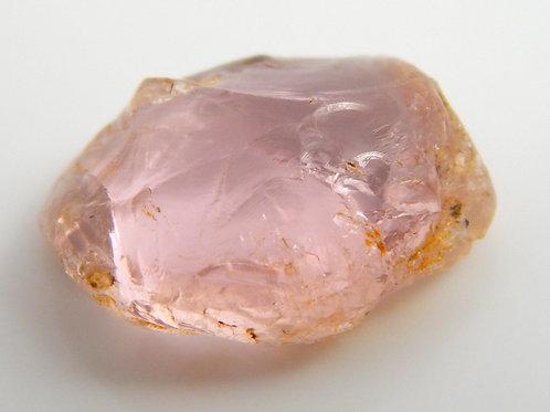 Pink Congo Tourmaline Facet Rough 1.1 Grams (#516p)