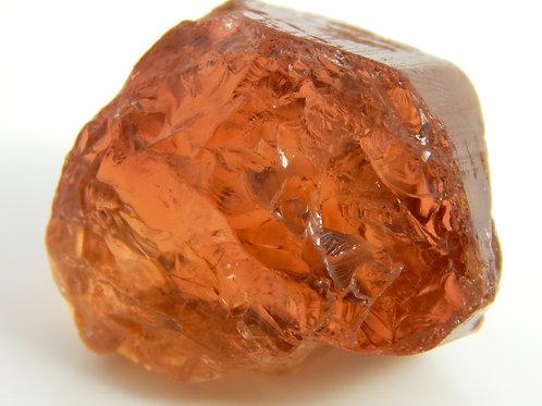 Congo Peach/Pink Tourmaline Facet Rough 11.7 Grams (#198p)