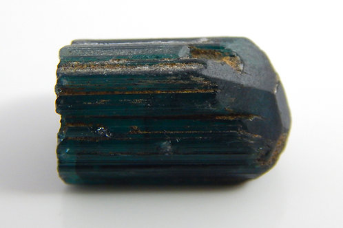 Indicolite Tourmaline Terminated Crystal 5.3g (#11)