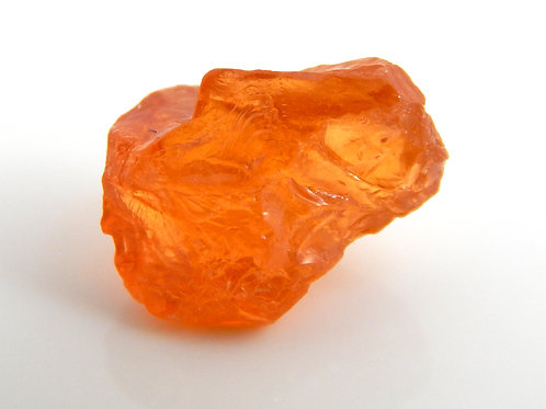 Romona, Califorina Spessartite Garnet Facet Rough 1.1 Grams (#207p)