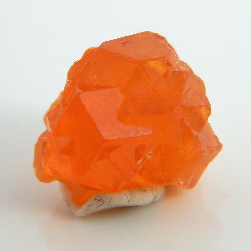 Spessartite Garnet Oyo State Nigeria Crystal Rough 1.9 Grams (#11)