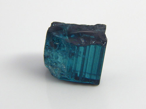 Indicolite Blue Tourmaline Facet Rough 1.2 Grams (#50)